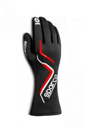 Перчатки для автоспорта LAND, FIA, чёрные, р-р 8 Sparco 00135708NR