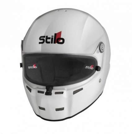 Шлем для картинга ST5FN KRT, K2015, белый, р-р 63 Stilo AA0714AH2Q63