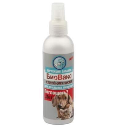 Поглотитель запахов для домашних животных БиоВакс Поглощать? Да! спрей-эмульсия, 180мл
