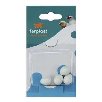 Игрушка для птиц Ferplast, подкладные яйца-муляжи, 4 штуки, 1,3х1,6см