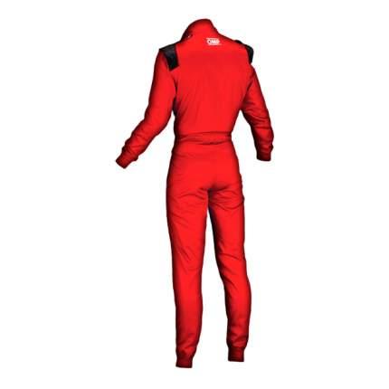 Комбинезон прокатный SUMMER-K, красный, р-р XL OMP Racing KK01719061XL