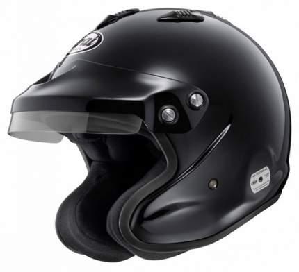 Шлем для автоспорта GP-J3, открытый, FIA, черный, р-р S Arai 217-016-02