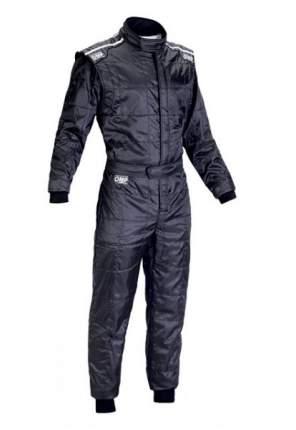 Комбинезон (CIK, level1) KS-4, черный, р-р 150 OMP Racing KK01724071150