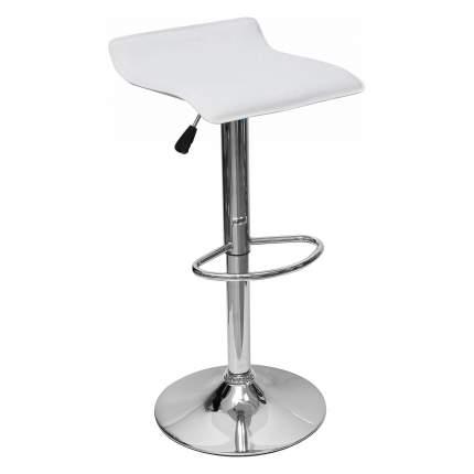 Барный стул с регулируемой высотой STOOL GROUP HI-TEC Белый