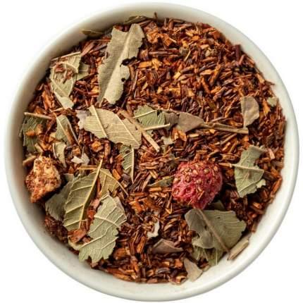 """Чай Chef Tea """"Земляника со сливками"""", ройбуш листовой с добавками, 50 г"""