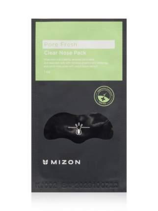 Пачти MIZON против черных точек Nose Pack 1 шт