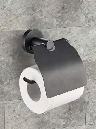Держатель для туалетной бумаги Black Raindrops 20586