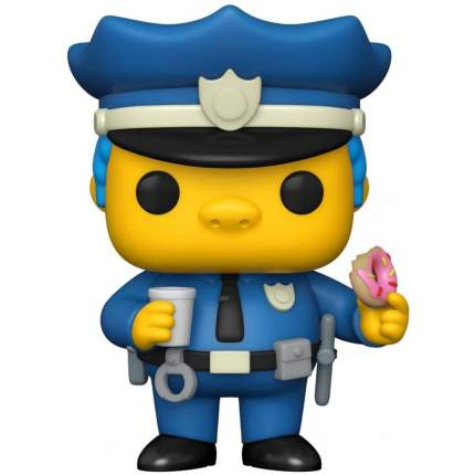 Фигурка Funko POP! Animation Simpsons Chief Wiggum 52946