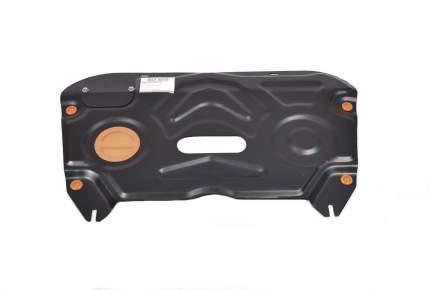 alfeco Защита картера двигателя и кпп для toyota camry xv70, 2018-, v-все/lexus es 2012-20