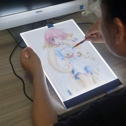 Световой планшет TND для рисования и копирования