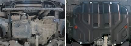 Защита картера и КПП АвтоБроня big Hyundai ix35 10-15/Kia Sportage III 10-16, 111.02323.2