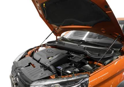 Упоры капота АвтоУПОР Lada Vesta SD, SW/Vesta CNG SD/Vesta Cross SD, SW 17-, ULAVES021