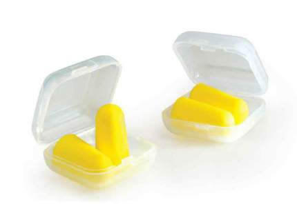 Беруши Travel Blue Ear Plugs желтые