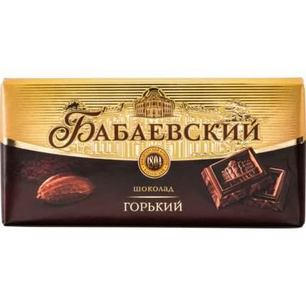 Шоколад Бабаевский горький 100 г
