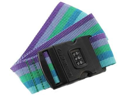 """Ремень для багажа с кодовым замком Travel Blue Security Strap 2"""" 047, фиолетовый"""