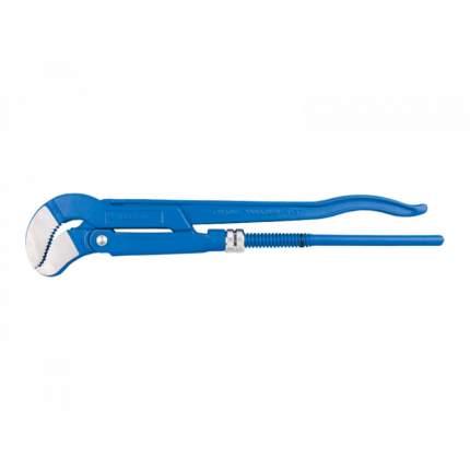 Ключ газовый с изогнутыми губками KING TONY №0 6521-09