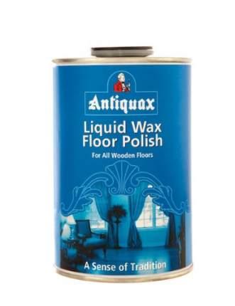 Жидкий воск для пола Antiquax Original Liquid Wax Floor Polish 500 мл.
