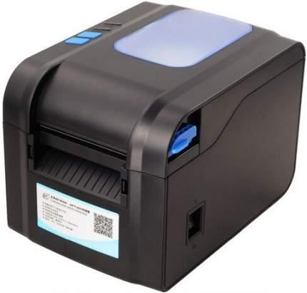 Термопринтер этикеток Xprinter XP-370B Black