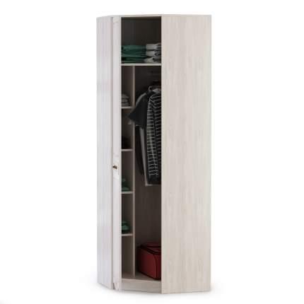 Угловой шкаф для одежды Mobi Флоренция 13.123, ясень анкор светлый, 70,6х70,6х210,3 см