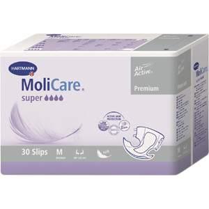 Подгузники для взрослых HARTMANN MoliCare Premium super soft Воздухопроницаемые 30 шт, М/3