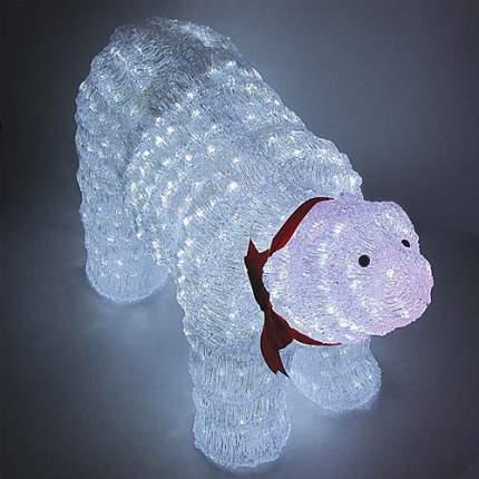 Светодиодная фигура акриловая Newish 1025046 Медведь большой высота 50 см