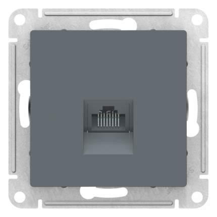 Розетка SE AtlasDesign Грифель компьютерная RJ45, механизм