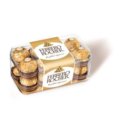 Конфеты Ferrero Rocher хрустящие с  лесным орехом 200 г