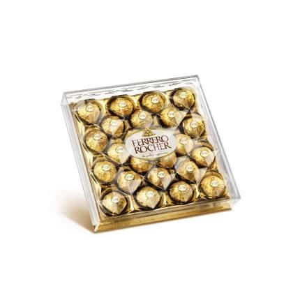 Конфеты Ferrero Rocher хрустящие с  лесным орехом 300 г