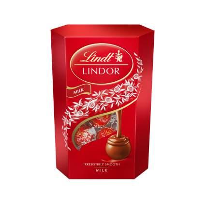 Набор конфет Lindt lindor молочный шоколад 200 г