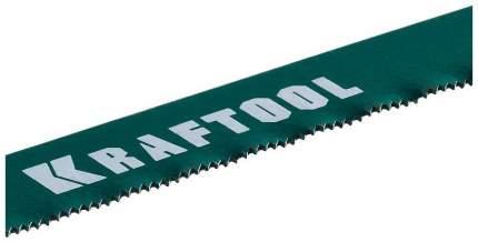Полотно для ручной ножовки KRAFTOOL Max Flex 15941-24-S10