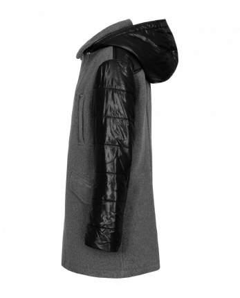 Пальто для мальчиков Gulliver, цв. серый, р-р 140