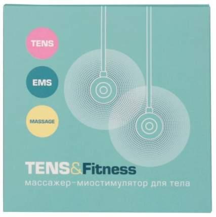 Миостимулятор Gezatone TENS&Fitness (White)