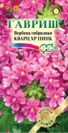 """Семена. Вербена """"Кварц XP Пинк"""" (10 пакетов) (количество товаров в комплекте: 10)"""