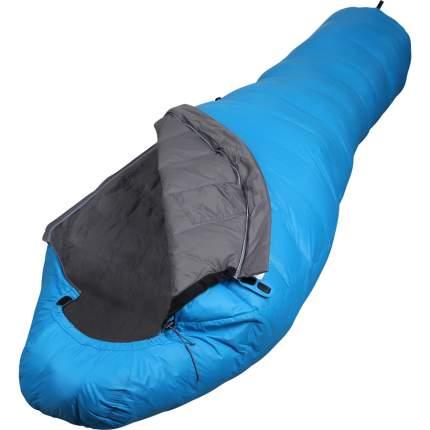 Спальный мешок Сплав Adventure Light 00-00026578 голубой, левый