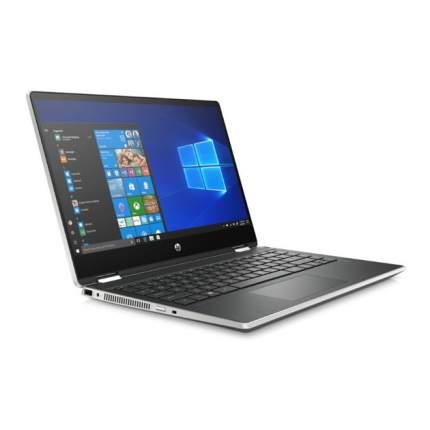 Ноутбук-трансформер HP Pavilion x360 14-dh0000ur (6PS39EA) Silver