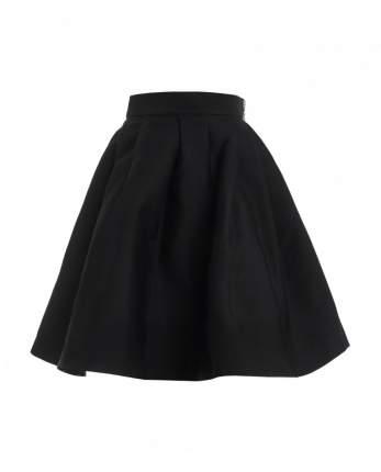 Юбки для девочек Gulliver, цв. черный, р-р 170