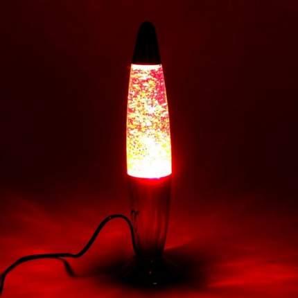 Лавовая лампа RISALUX Фиолетовая ракета