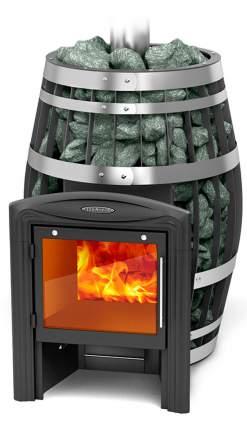 Дровяная печь для бани TMF Саяны 2015 XXL Витра Carbon