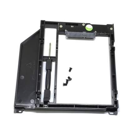 Адаптер оптибей Espada SA95 к ноутбуку Apple