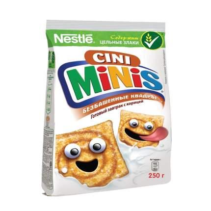 Готовый завтрак Nestle cini minis c корицей 250 г