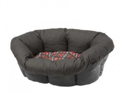 Запасная подушка Ferplast Sofa для Лежанкаа Siesta Deluxe 8, в ассортименте, 92х69,5х25 см