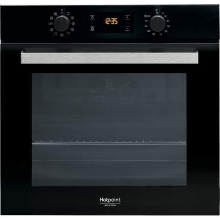 Встраиваемый электрический духовой шкаф Hotpoint-Ariston FA3 841 H BL HA