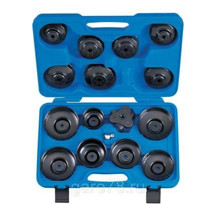 KING TONY Набор съемников масляных фильтров, 66-108 мм, 16 предметов 9AE2016