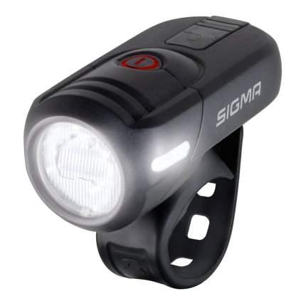 Велосипедный фонарь передний Sigma Aura 35 USB