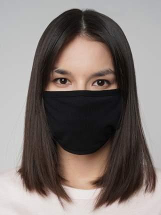 Многоразовая защитная маска ТВОЕ 73581 черная 1 шт.