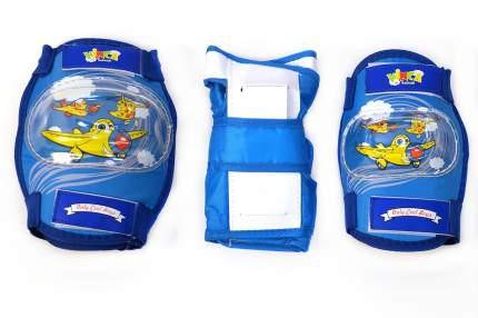 VINCA SPORT Комплект защиты детский Vinca Sport синий M