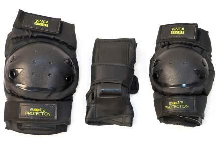 VINCA SPORT Комплект защиты детский Vinca Sport чёрный S