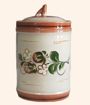Кунгурская керамика Банка для сыпучих продуктов  Виктория  1,6 л