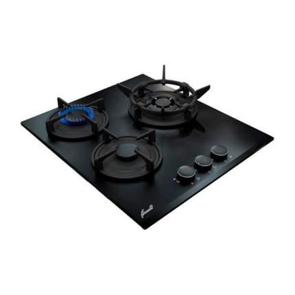Встраиваемая газовая панель Krona FIERO 45 BL Black