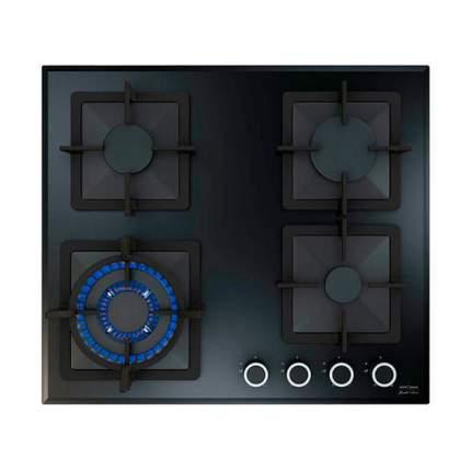 Встраиваемая газовая панель Krona CALORE 60 BL White